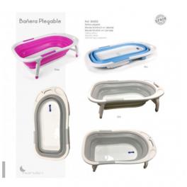 Bañera plegable - varios colores - Interbaby