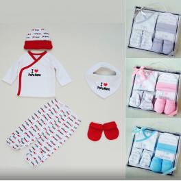 Pack Regalo Papá y Mamá - varios colores - Duffi Baby
